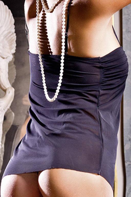 Mafia Мини-платье OS (42-46), черный