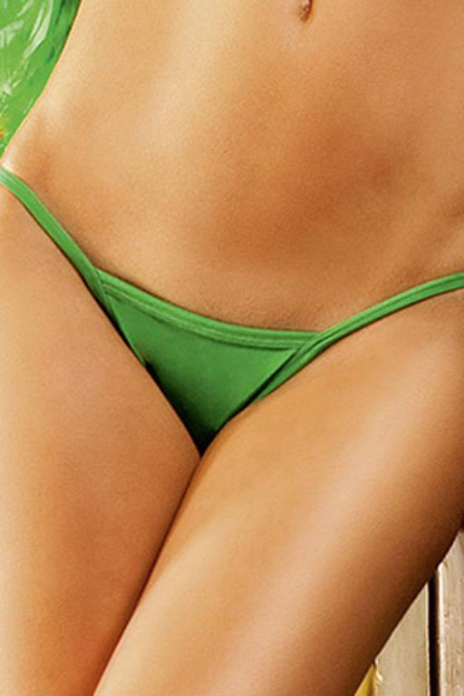пизда в зелёных трусах фото